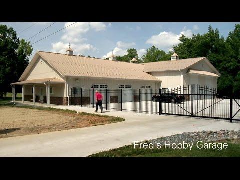Fred's Hobby Garage