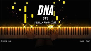 BTS (방탄소년단) - DNA | Piano Cover by Pianella Piano