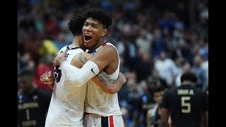 No. 1 Gonzaga Dances To Elite Eight After Taking Out No. 4 Florida State | Game Highlights