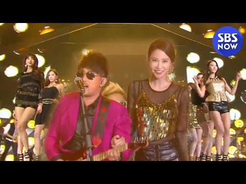 SBS [2013가요대전] - 이승철 with온유+현승+우현+산들, 나인뮤지스 'My Love + 가까이 와봐'