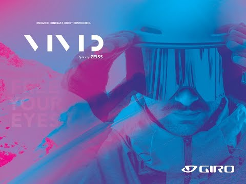 a95511063a2 ... Giro Ski Helmets Giro Article Mens Goggle in Wordmark with Vivid  Infrared Lens Play. ‹