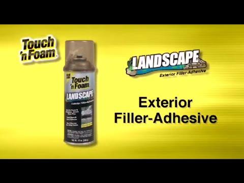 Touch n Foam Landscape 340g - Inc Nozzle