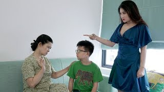 Con Riêng Nữ Thư Ký Ở Nhà Với Bà Bị Ốm, Con Dâu Xử Đẹp Mẹ Chồng | Sếp Tổng Tập 21