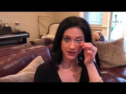 What do you think? Like my blue prosthetic eyes??
