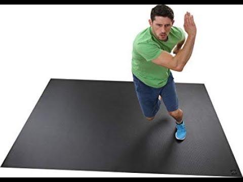 Durable Gorilla Exercise Mat
