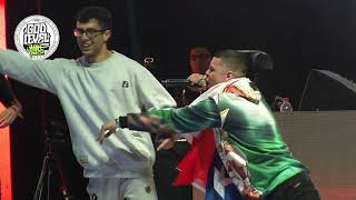 Chile vs Perú  - Semifinal - God Level Fest Chile 2019