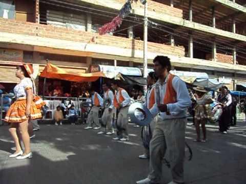 Salay Cochabamba - Tiquipaya 2012