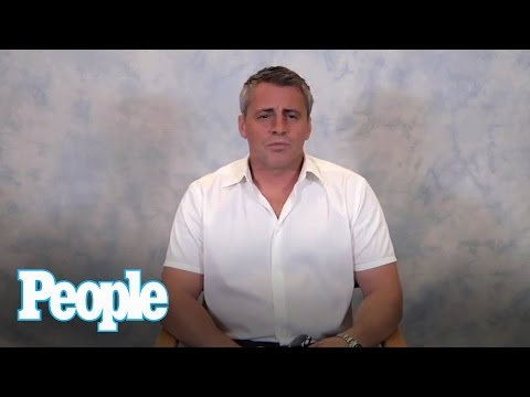 Matt LeBlanc Pokes Fun at Matt LeBlanc