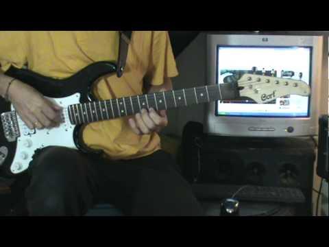 Punteo / Solo para guitarra de