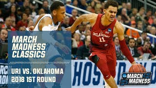 Rhode Island vs. Oklahoma: 2018 First Round | FULL GAME