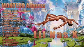 LilNasX - MONTERO (Full Albums) Greatest Hits Playlist 2021   TOP 100 Songs of the Weeks 2021