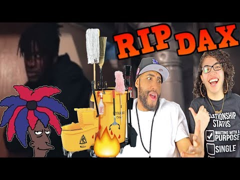 MY DAD REACTS TO Scru Face Jean - I'm Not Dax, Joyner Or Don Q (DAX Diss) REACTION