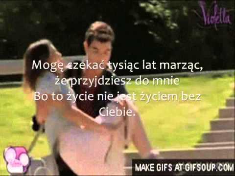 Baixar Violetta- Te Esperare | Diego y Violetta (Tłumaczenie PL)