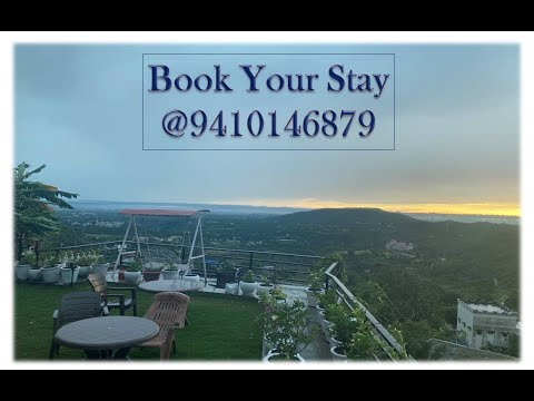 Best Homestay in Dehradun - Valley View Cottages -The Bougainvillea