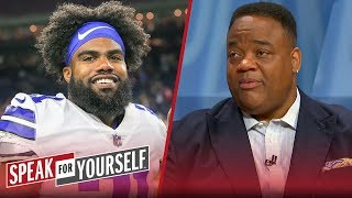 Despite Zeke's record payday, Jerry Jones still won the war — Whitlock | NFL | SPEAK FOR YOURSELF