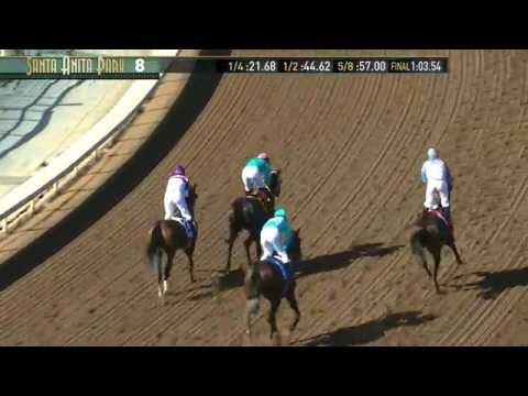 Santa Anita Juvenile, Listed (Cal-bred winner) - Saturday, July 9, 2016