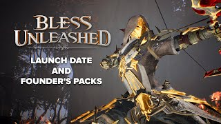 Bless Unleashed will be unleashed in March
