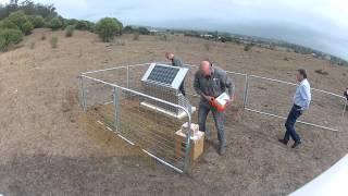 Installing a Seismograph