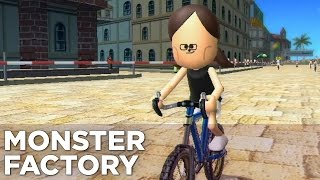 Monster Factory: Turbovicki vs. The Foot Clan in Wii Sports Resort