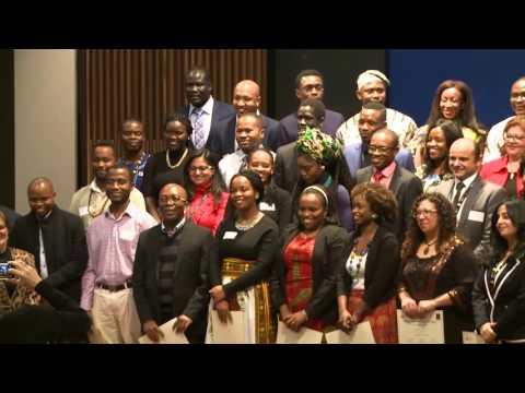 African Australian Inclusion Program graduation ceremony at NAB