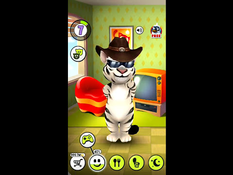 My Talking Tom Gameplay Android #2
