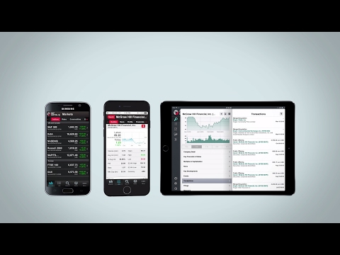 Updates to the S&P Capital IQ Mobile App