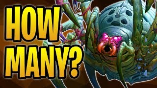 Hadronox was played HOW MANY TIMES?! | Dollmaster Dorian Druid | The Boomsday Project | Hearthstone