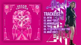 [Full Album] Dreamcatcher(드림캐쳐) - ALONE IN THE CITY