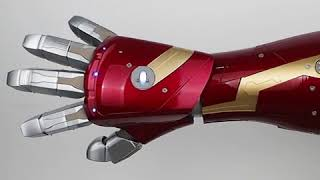 wearable iron man mark 47 46 armor costume suit hand painted