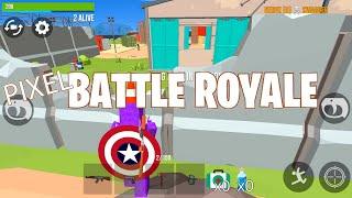 Pixel Battle Royale [ 2019 ] Fps Shooter Online Game