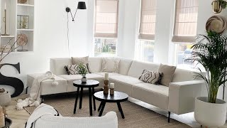 Living Room Ideas /The Latest Trends/ Easy Decor Updates and Inspiring Spaces / Interior Design