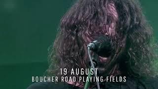 FOO FIGHTERS | BOUCHER ROAD