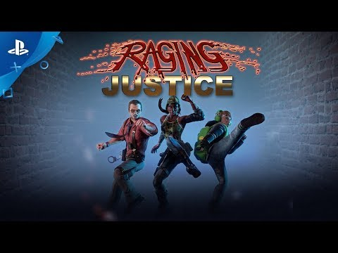 Raging Justice Video Screenshot 2