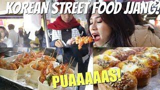 #VLOG KOREA EPS 2   KALAP BELANJA DAN MAKAN STREET FOOD DI MYEONGDONG   KE STYLENANDA CAFE JUGA :D