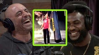 Joe Rogan Rips on Diego Sanchez's Crazy New Cornerman