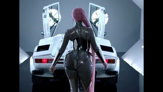 "Funny Reactions to Nicki Minaj's Booty in ""Motorsport"" Compilation!"