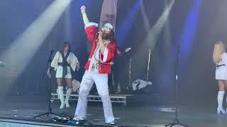 Björn Again front row live in Salisbury 2019