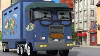 Робокар - мультики про машинки - Храбрый господин Масти (HD) - Серия 43