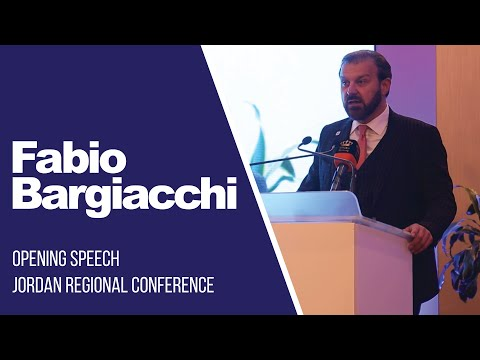 Fabio Bargiacchi - Opening Speech at Regional Electoral Conference