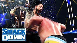 Roman Reigns lays waste to Otis: SmackDown, Dec. 4, 2020
