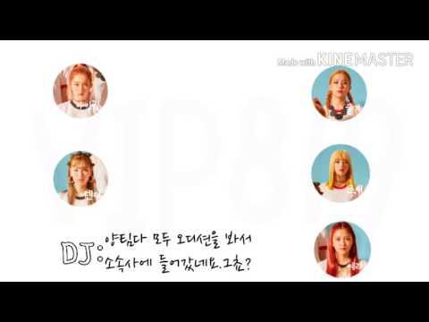 레드벨벳 멤버들의 오디션을 본 계기와 연습생생활