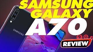 Review: Samsung Galaxy A70 (Deutsch)