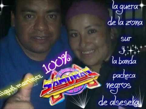 Sonido Samurai - Las Cosas Que Hace El Amor 2012.
