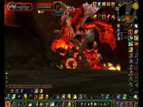 Baixar WoW: Protection Paladin solo Golemagg the Incinerator | MC guide (written)