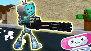 zombie attack with melody robots vs zombies roblox fandroid