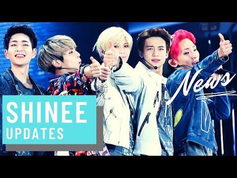 SHINee: Latest News (Taemin's Special Trick, Minho & Key's Friendship + More)