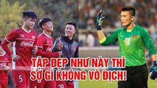 Bản tin bóng đá ngày 18/10 | Khám phá nơi luyện tập như mơ của ĐT Việt Nam tại Hàn Quốc