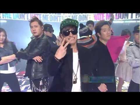 EPIK HIGH_1209_SBS Inkigayo_DON'T HATE ME