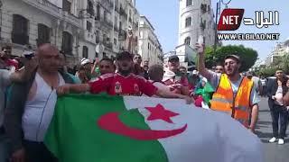 الآن مباشرة من وسط الجزائر العاصمة: quotبنيتو الحباس .. تدخل ...