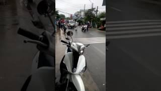 Cảnh sát 113 chạy toàn môtô PKL bắt tội phạm cực chất